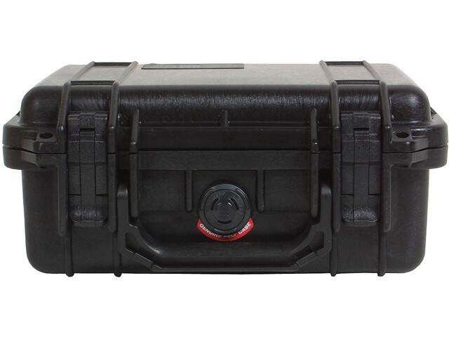 Peli 1200 Case without Foam Insert, black